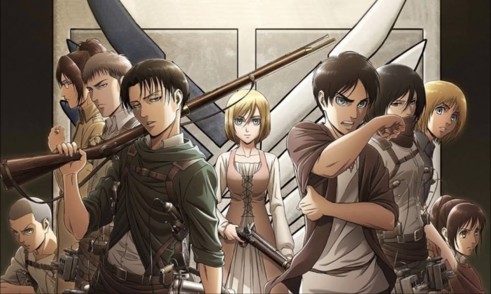 Ver Attack on Titan Temporada 3 Español