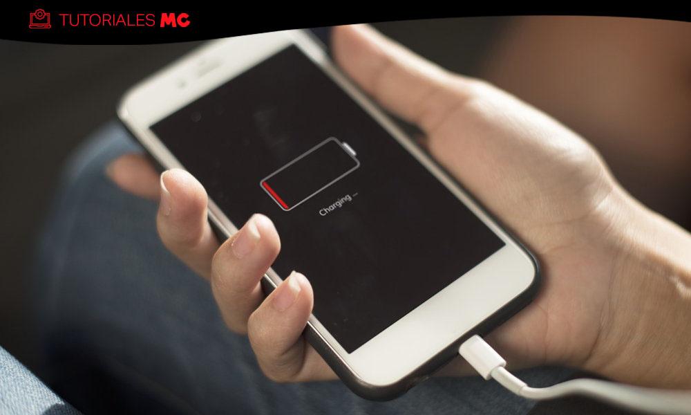 autonomía de un smartphone o tablet