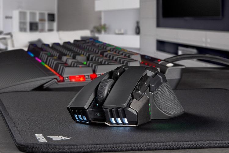 Corsair Ironclaw RGB Wireless y Glaive RGB Pro, nuevos ratones gaming 29