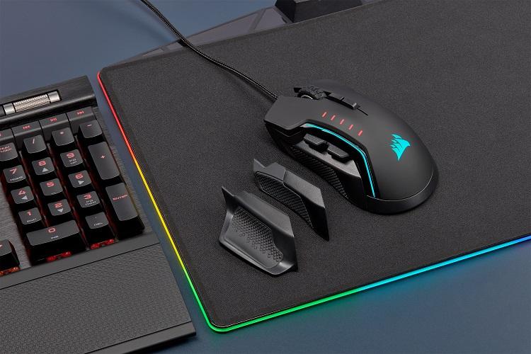 Corsair Ironclaw RGB Wireless y Glaive RGB Pro, nuevos ratones gaming 31