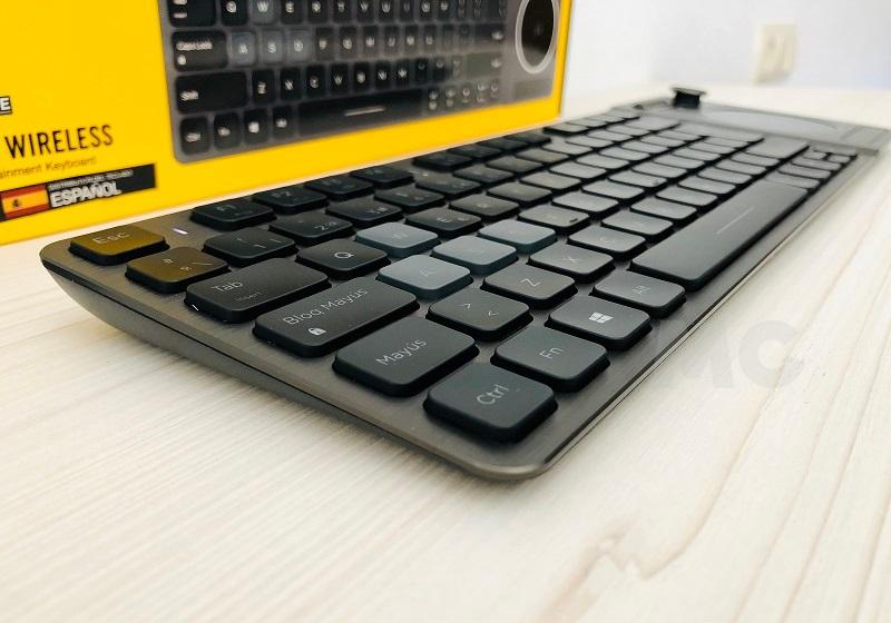 Análisis del Corsair K83, un teclado con complejo de varita mágica 48