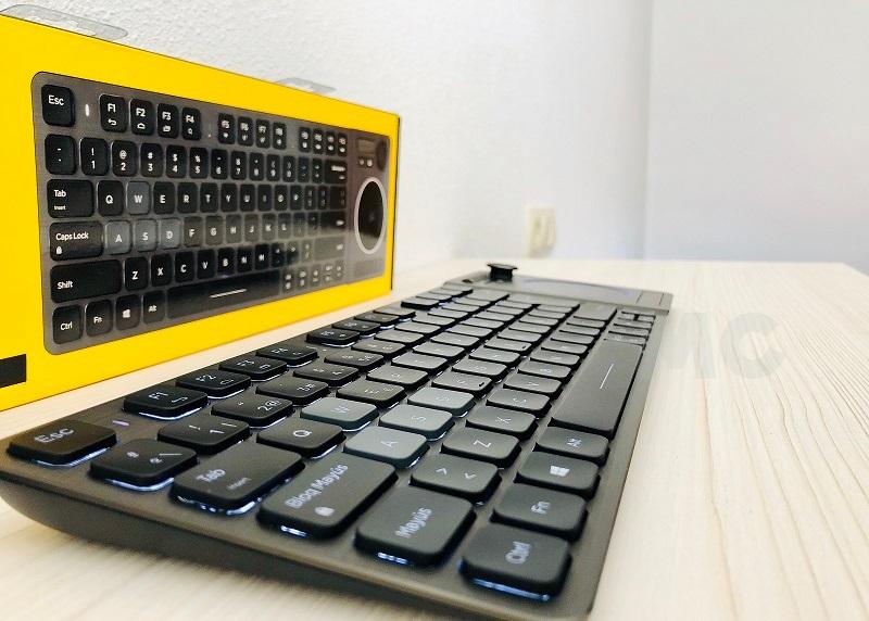Análisis del Corsair K83, un teclado con complejo de varita mágica 40