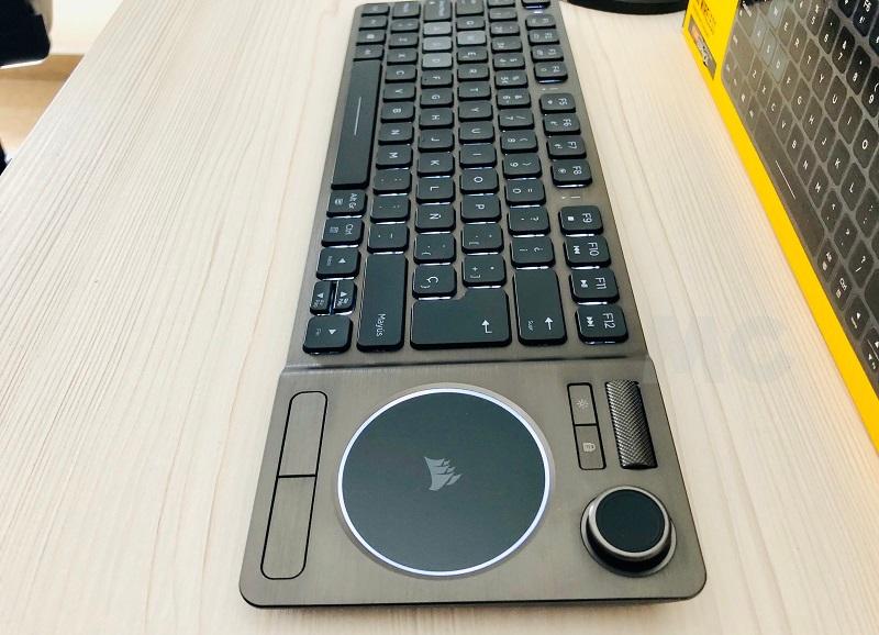 Análisis del Corsair K83, un teclado con complejo de varita mágica 44