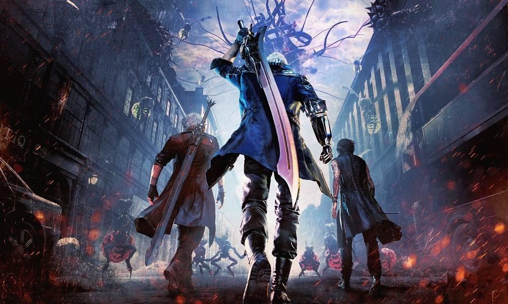Bloody Palace ya disponible, primer DLC gratuito para Devil May Cry 5 32