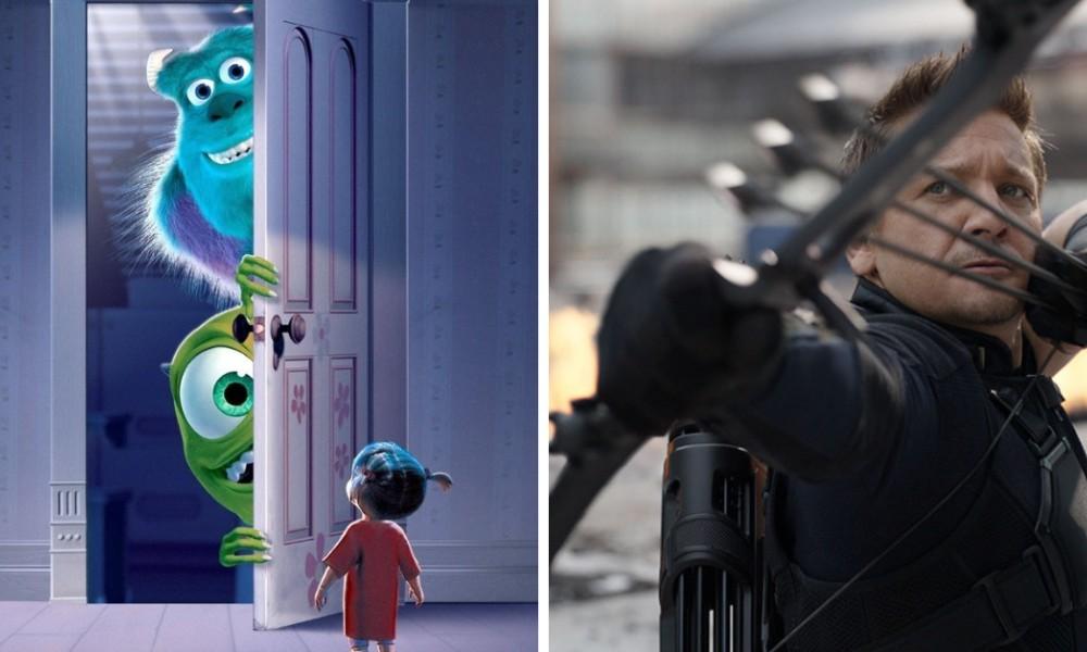Monstruos S.A y Ojo de Halcón, las nuevas series de Disney+ 30