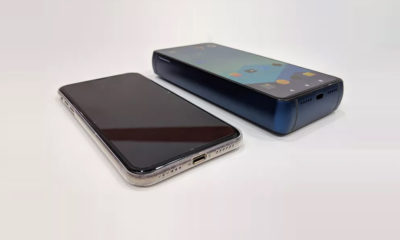 Energizer Smartphone Móvil Batería 18000 mAh