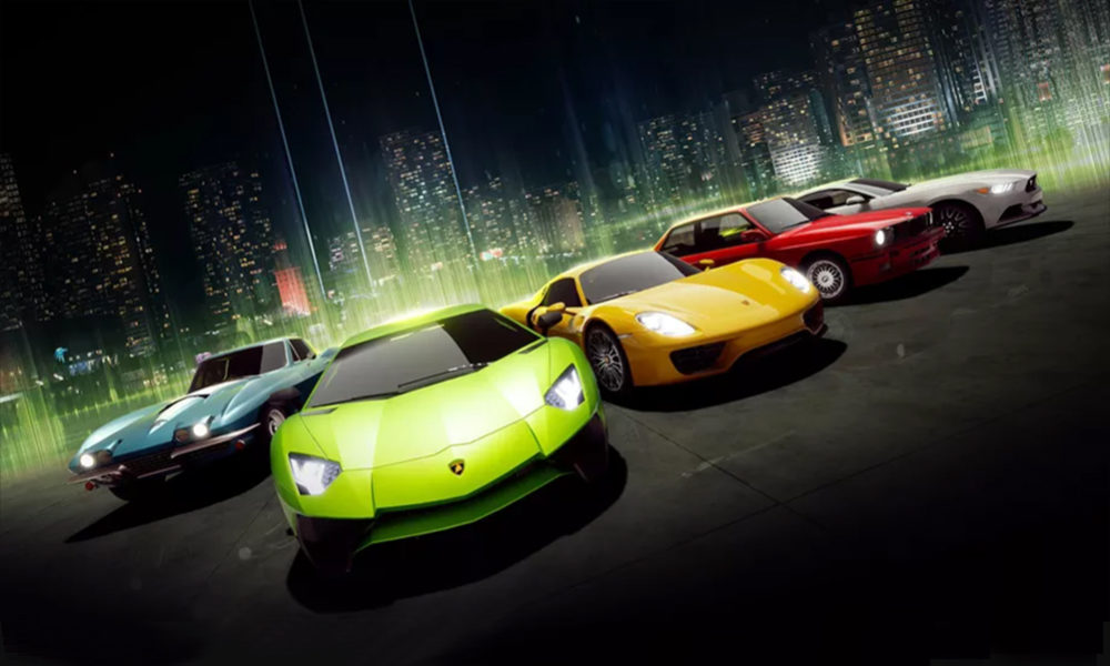 Free-To-Play Forza Street ya está disponible para PC