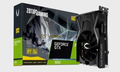 Zotac GeForce GTX 1650, nueva tarjeta gráfica de bajo consumo 50