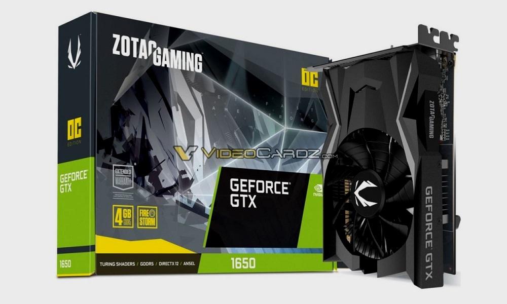 Zotac GeForce GTX 1650, nueva tarjeta gráfica de bajo consumo 28