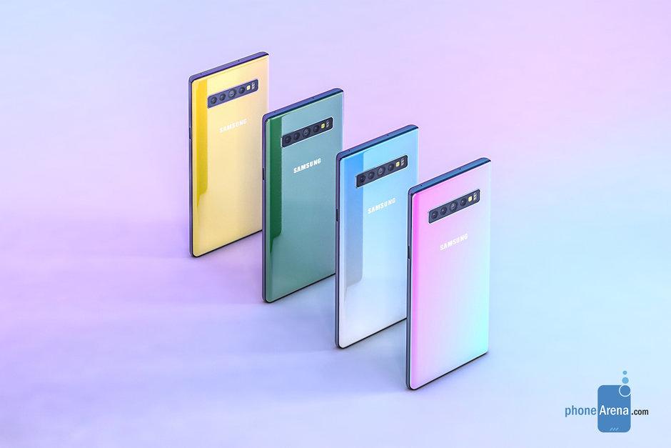 Samsung prepara dos versiones del Galaxy Note 10 32