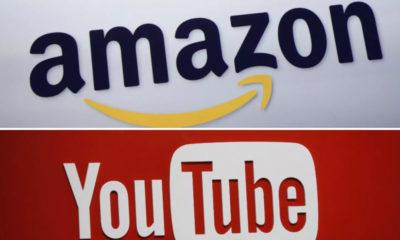 Google y Amazon