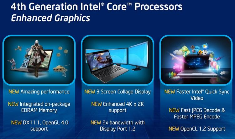 Guía de equivalencias de GPUs Intel HD con modelos de NVIDIA y AMD 37