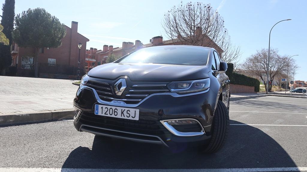 Renault Espace, incansable 46