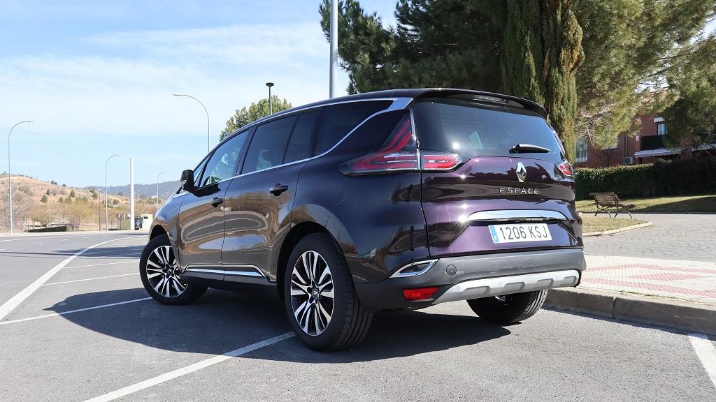 Renault Espace, incansable 30