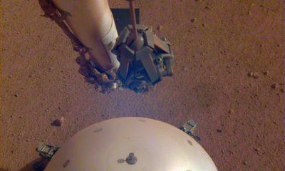 Así suena el primer terremoto marciano que ha captado InSight 65