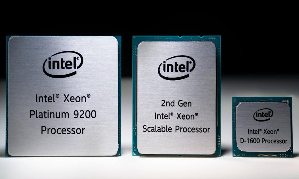 procesadores Xeon de 56 núcleos