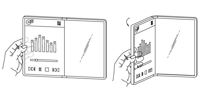 LG Patente Teléfono Transparente
