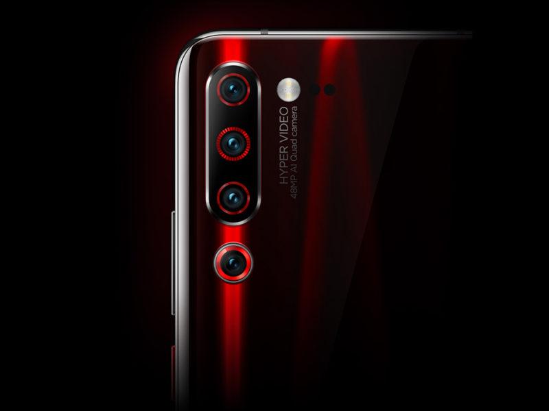 Lenovo Z6 Pro Características Cámara