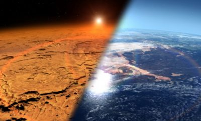 Marte tuvo ríos más grandes que la Tierra, ¿cómo fue posible? 56