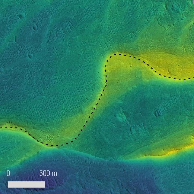 Marte tuvo ríos más grandes que la Tierra, ¿cómo fue posible? 32
