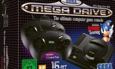 Ya puedes reservar Mega Drive Mini, SEGA ha confirmado otros diez juegos 61