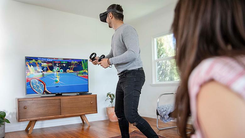 Oculus Quest y Oculus Rift S