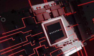 PCB de AMD Navi