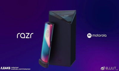 RAZR plegable