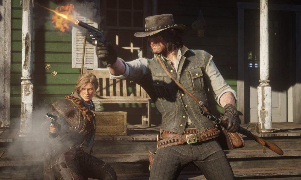 Red Dead Redemption 2 para PC será exclusivo de la Epic Game Store 28