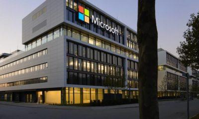 Resultados Microsoft