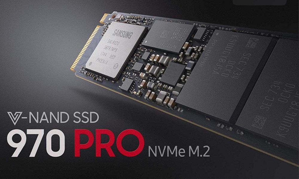 SSD 970 PRO de 2 TB