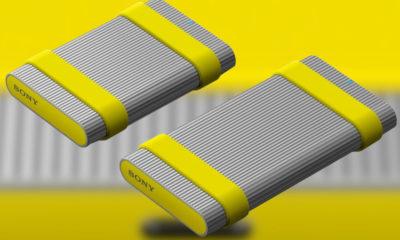 SSD externas Sony