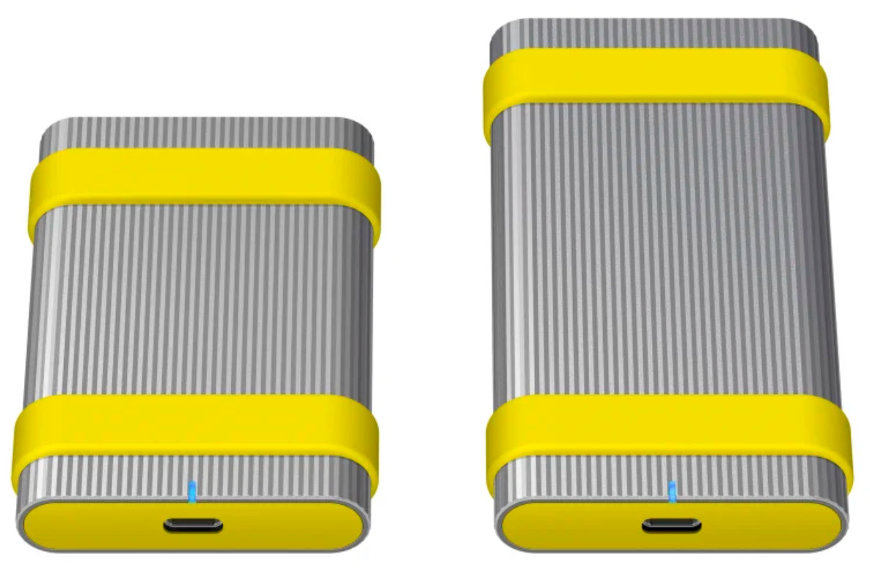 Sony presenta SSD externas resistentes y de alto rendimiento 30