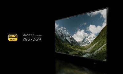 Sony Master Series Z9G ZG9 Televisor 8K