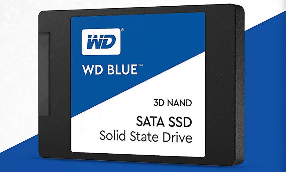 WD Blue 3D con 4 TB