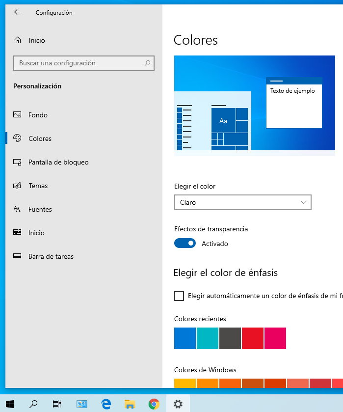 Novedades Windows 10 May 2019 Update