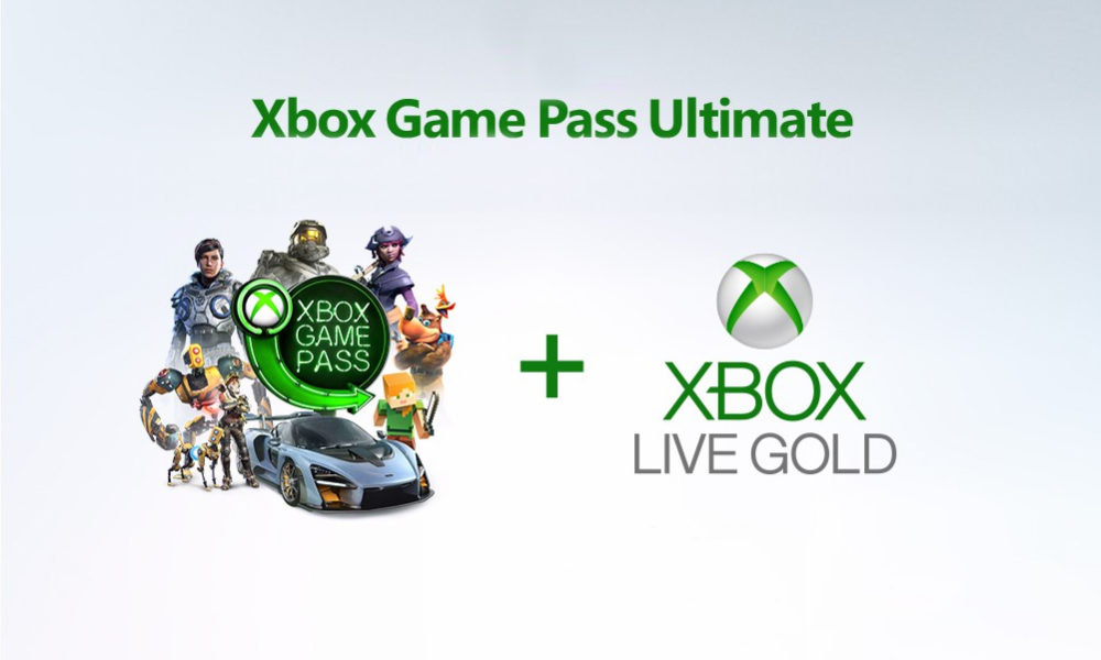 Xbox Game Pass Ultimate Xbox Live Gold