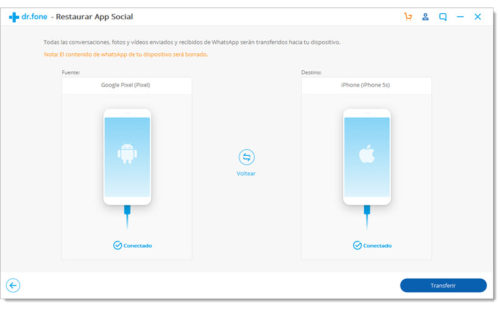 drfone whatsapp android ios iphone