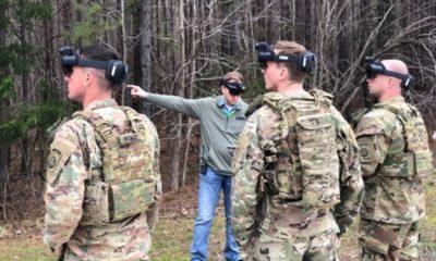 Microsoft HoloLens militares