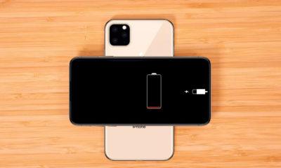 iPhone 2019 Carga Inversa Inalámbrica Compartir Batería