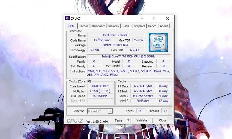 MSI GS65 Stealth 8SF, analisis: alto rendimiento con un peso contenido 85
