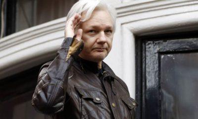 El fundador de WikiLeaks, Julian Assange, ha sido detenido en Londres 38