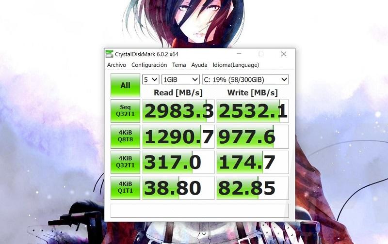 MSI GS65 Stealth 8SF, analisis: alto rendimiento con un peso contenido 79