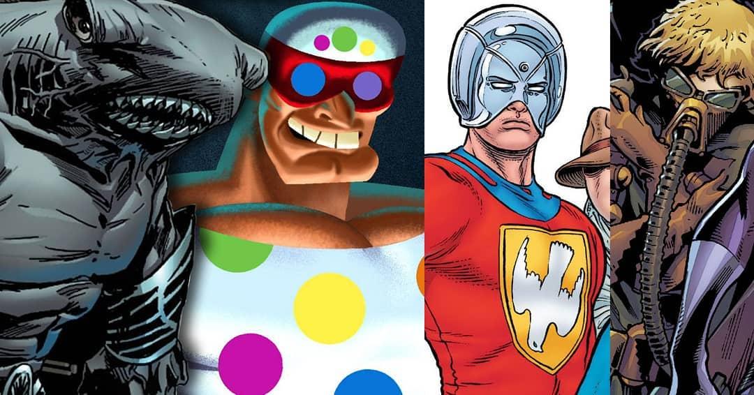 Estas son las próximas películas de DC que llegarán a los cines 30