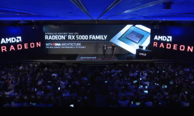 AMD Radeon RX 5700 Series