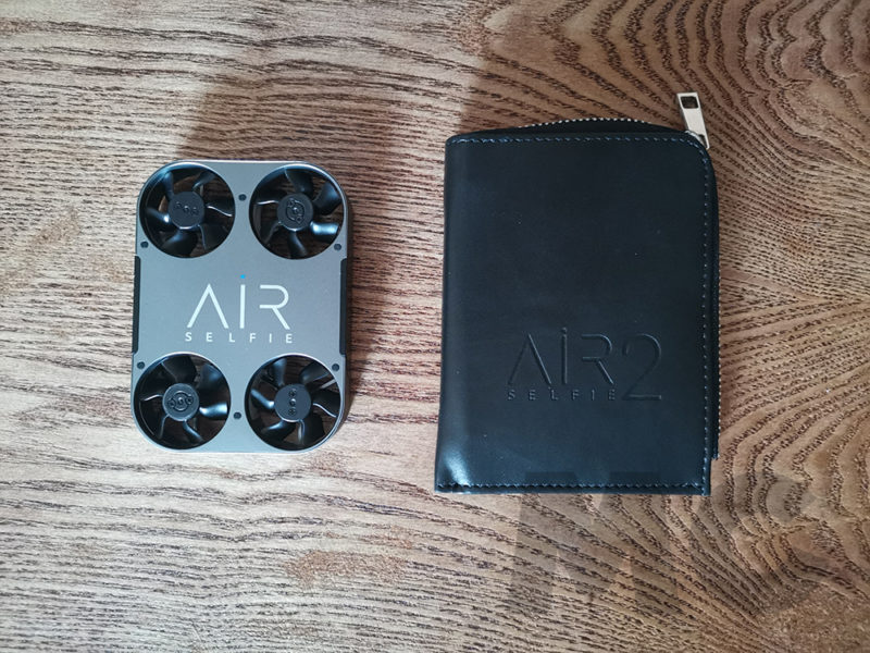 AirSelfie 2 Análisis Review