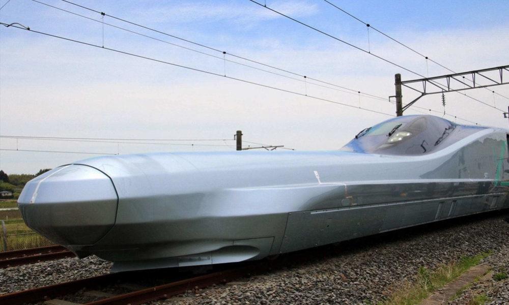 Alfa-X Tren Bala Japón