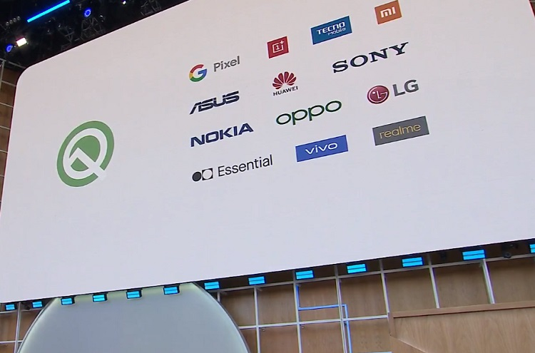 Android Q apuesta por los smartphones flexibles, y por la IA 37