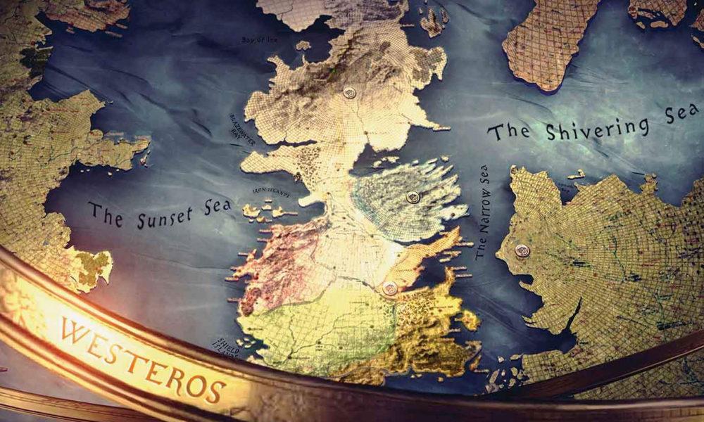 Bloodmoon precuela Juego de Tronos Mapa