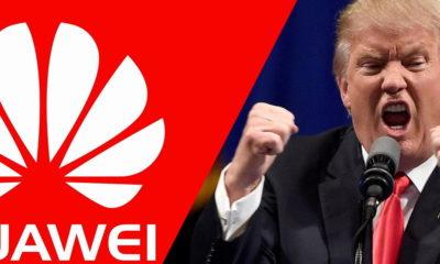 bloqueo a Huawei